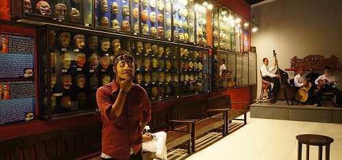 museum topeng