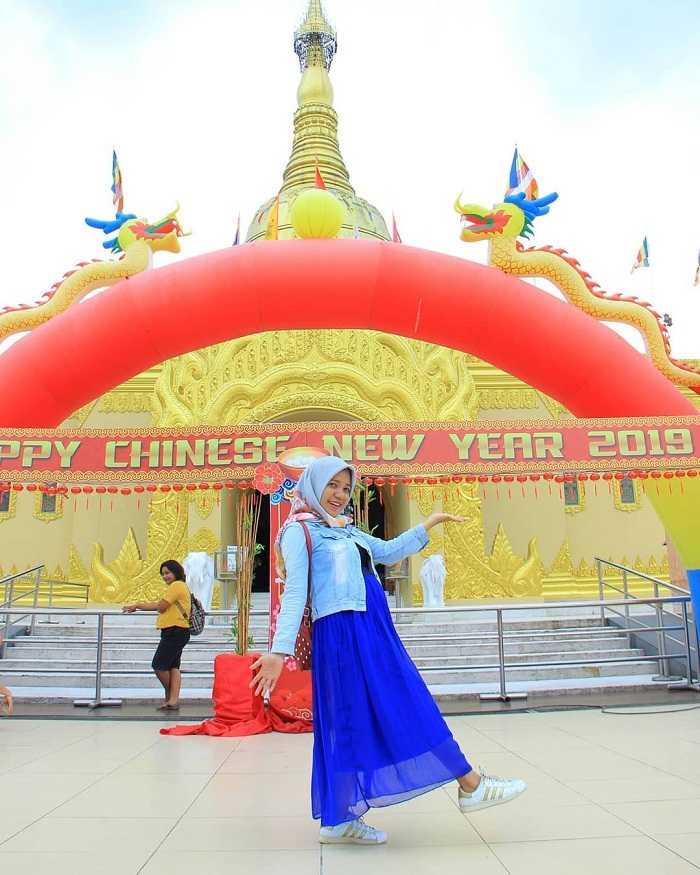 pagoda taman lumbini