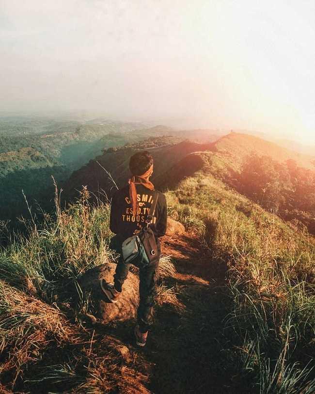 panorama alam watu jengger