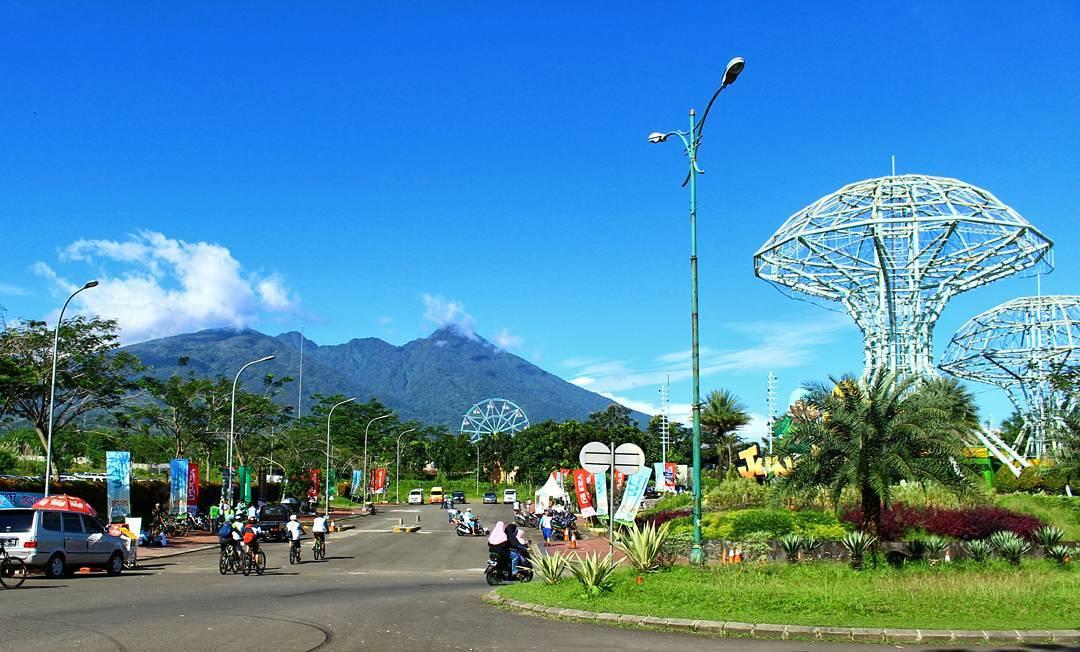 panorama jungle fest bogor