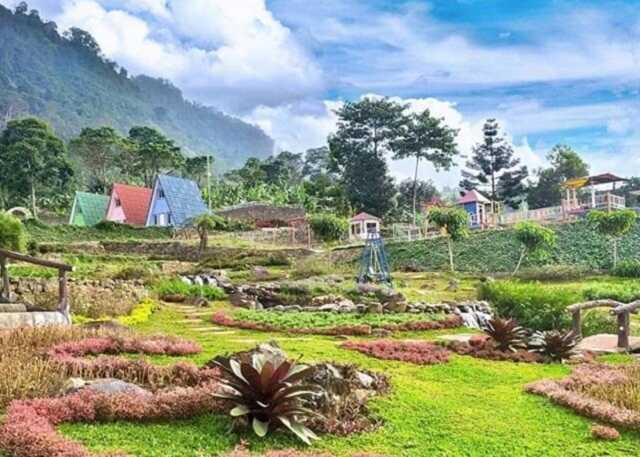 panorama nirvana valley resort bogor
