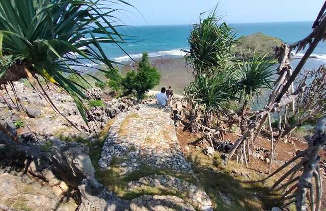 panorama south shore jogja