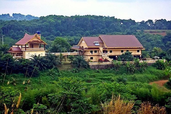 panorama villa naga jonggol bogor