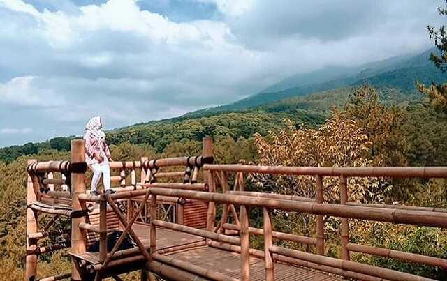 panorama wisata negeri bambu prigen pasuruan