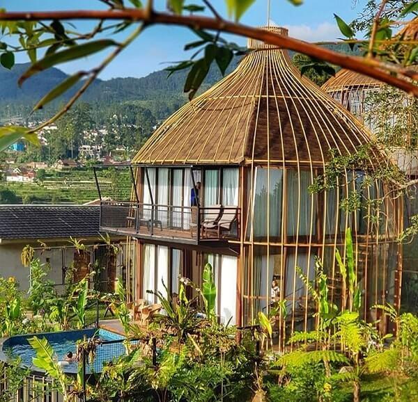 pemandangan bubu jungle resort
