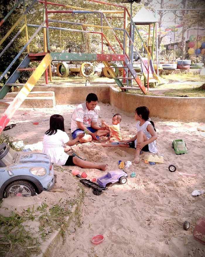 playground di duyung trawas hills