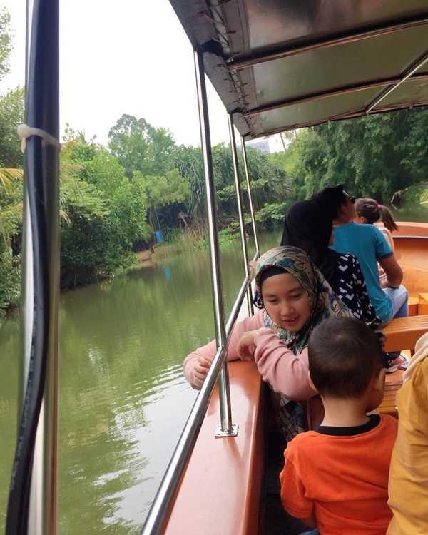 safari river di fauna land ancol