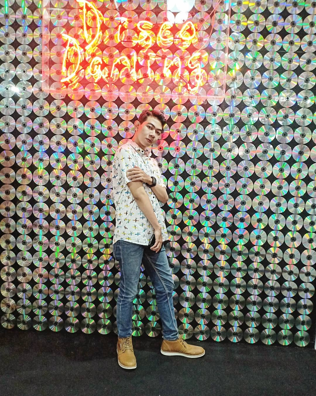 spot foto di centrum million balls bandung 10