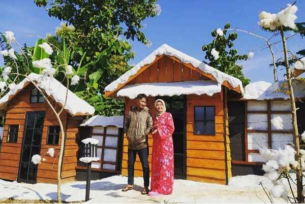 spot foto di wisata bajak laut 2 wonosalam jombang
