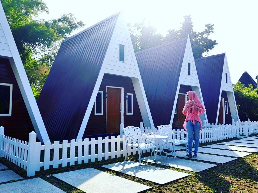 spot foto instagramable di kebun bibit kediri