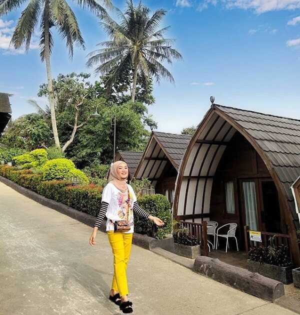 swafoto di area villa chevilly resort and camp bogor