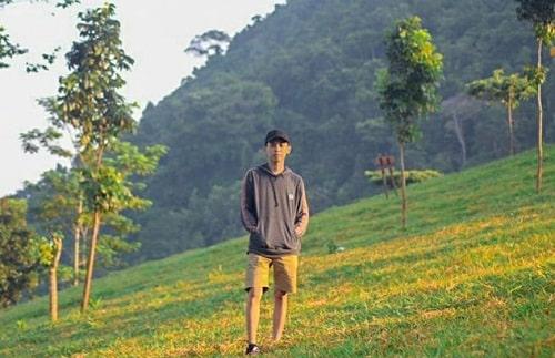 swafoto di bukit waruwangi serang banten