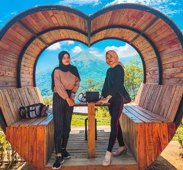 swafoto di garten hutte trawas mojokerto