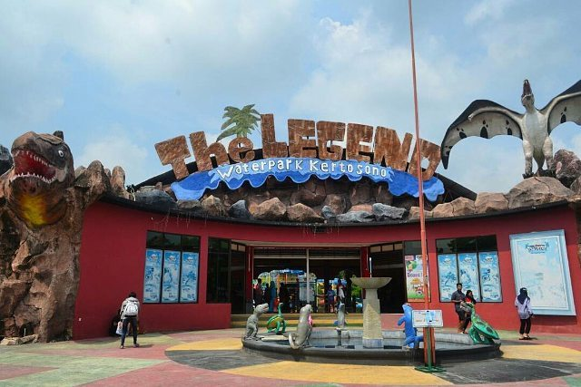 the legend waterpark