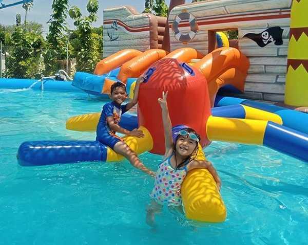 wahana air dum dum waterpark cirebon