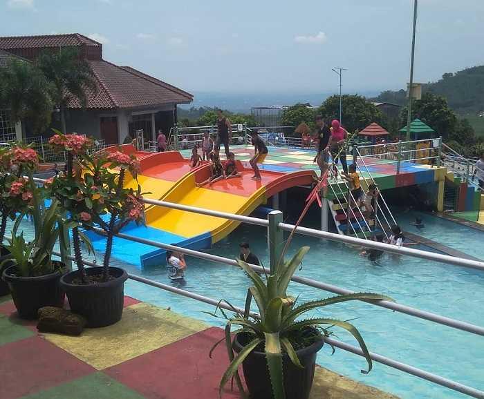 wahana air kolam renang aldepos