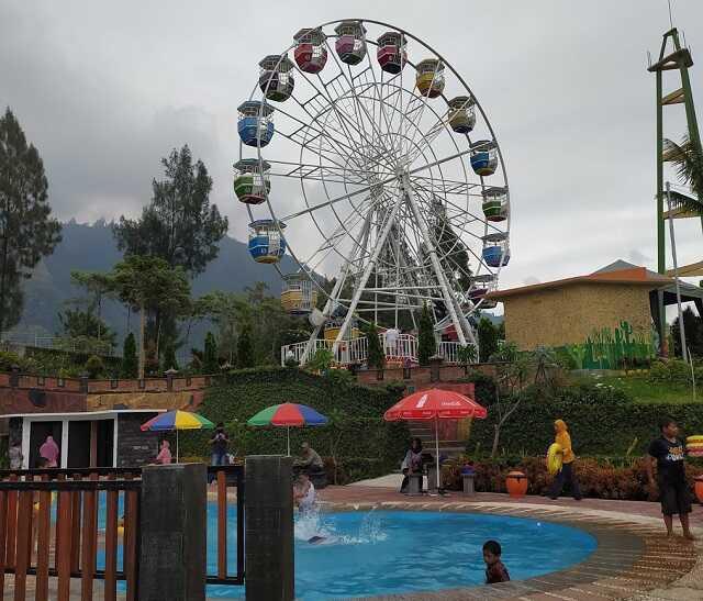 wahana lava hill resort bromo probolinggo
