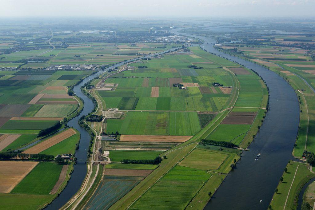 Lahan pertanian di Belanda
