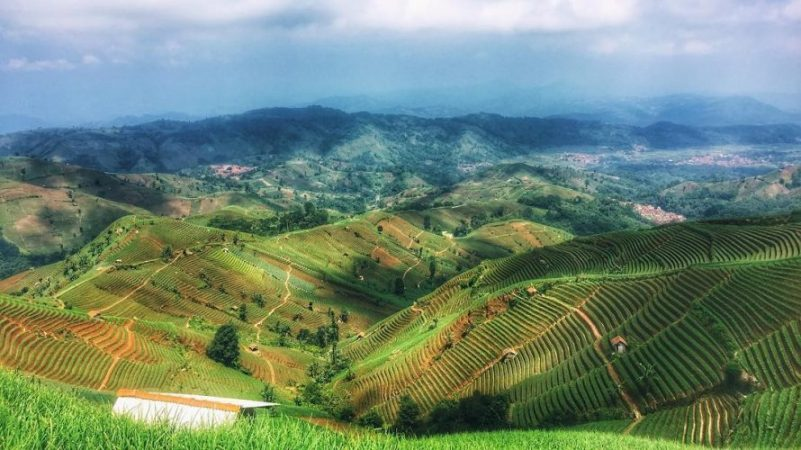 Lembah Panyaweuyan - Majalengka