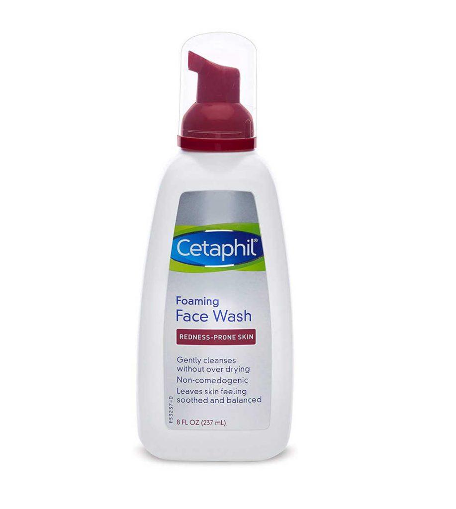 Cetaphil Foaming Face Wash for Redness Prone Skin