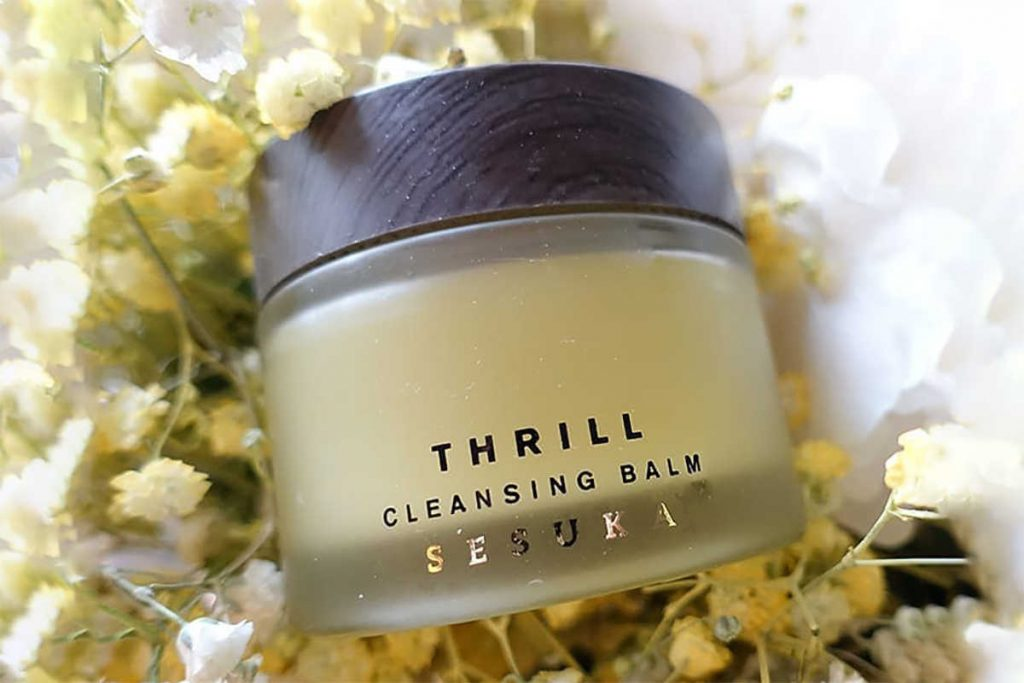Sesuka Thrill Cleansing Balm