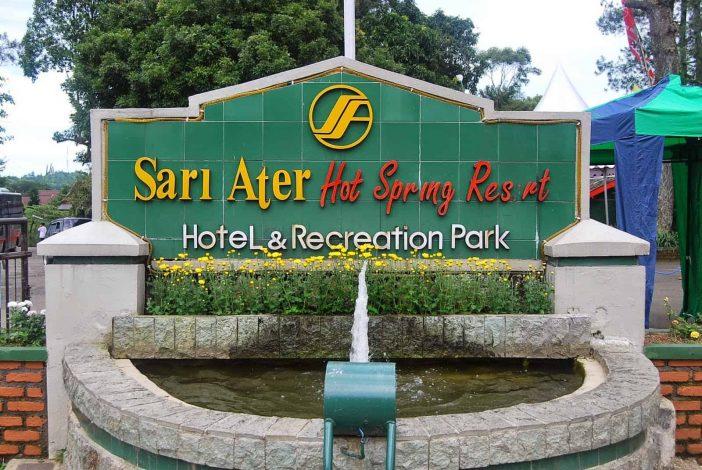 sari ater hotel & recreation park