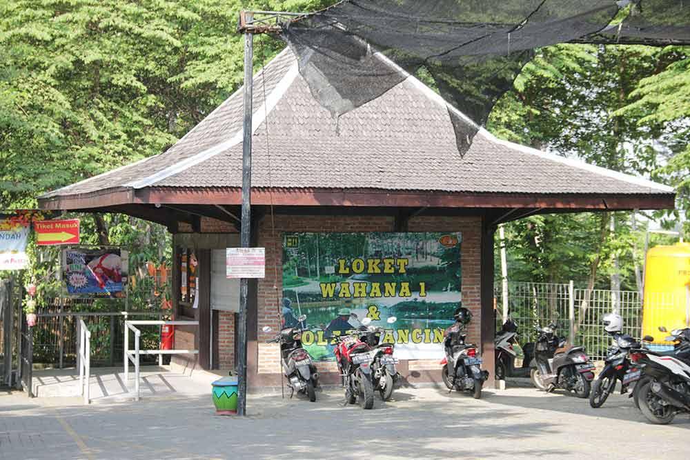 Harga tiket Bukit Dhoho Indah Kediri