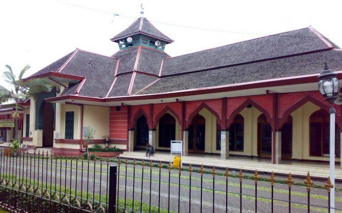Masjid Cipaganti Bandung