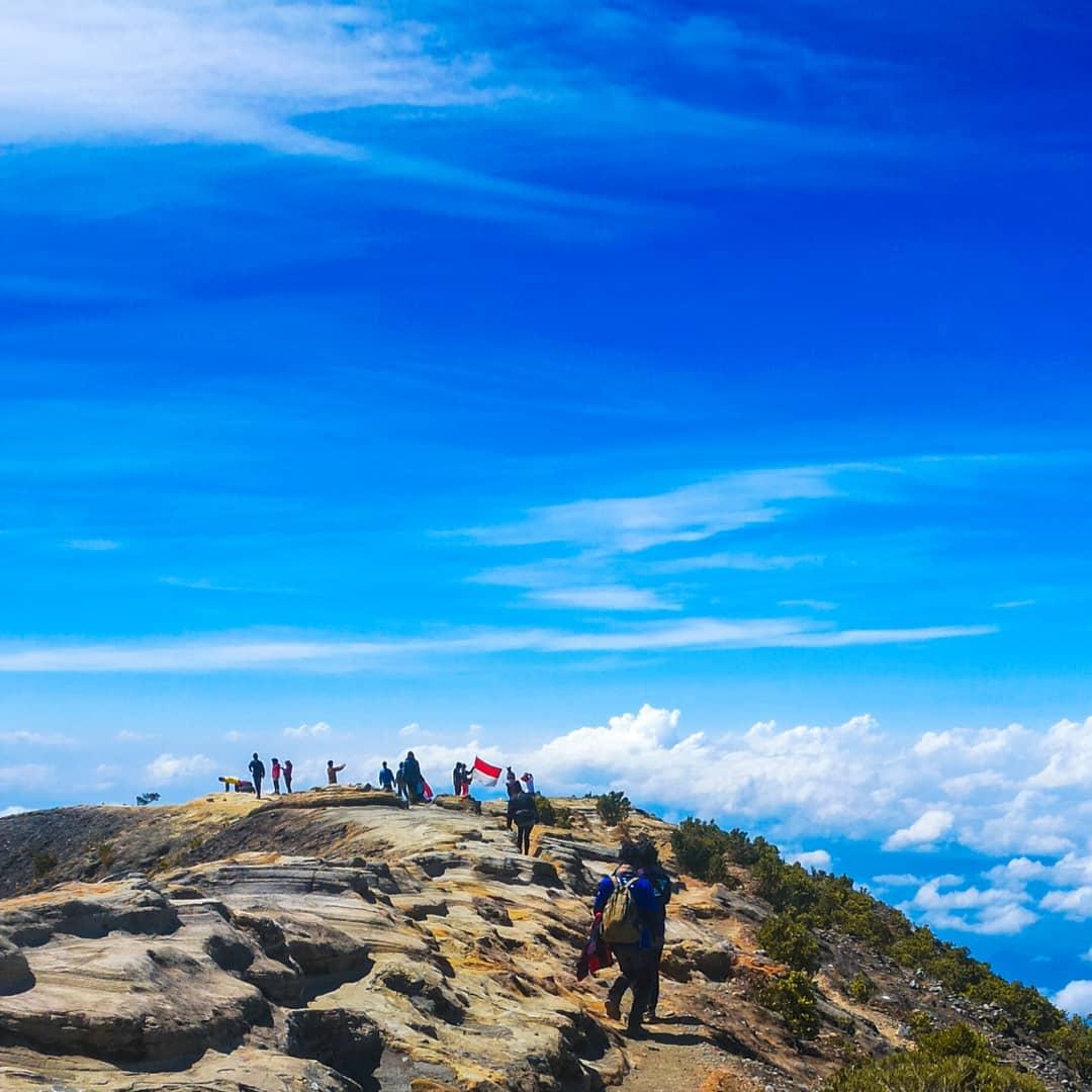 Taman Nasional Gunung Ciremai - Kuningan