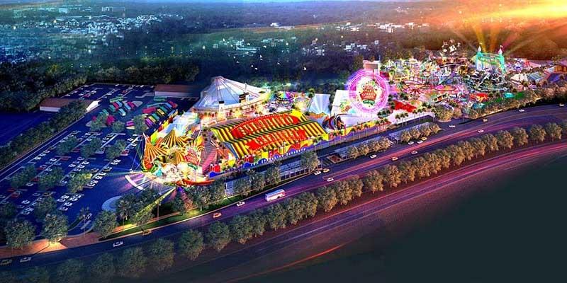 Suroboyo Carnaval Park