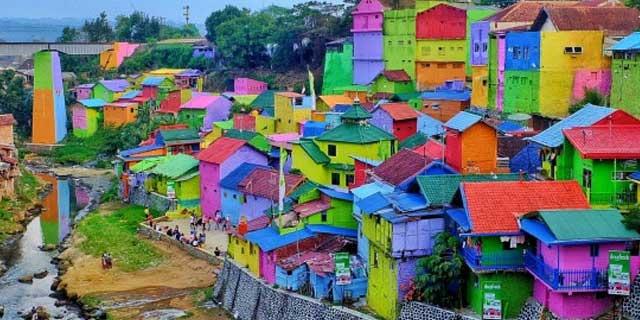 Kampung Bulak Surabaya