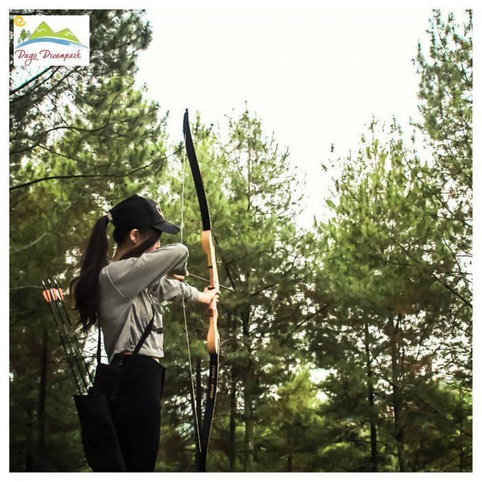Bow & Arrow - Archery dago dream park