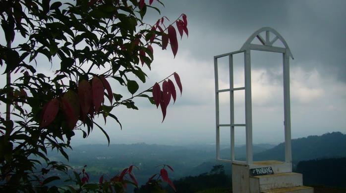 Bukit Pandang Munggang Purwokerto