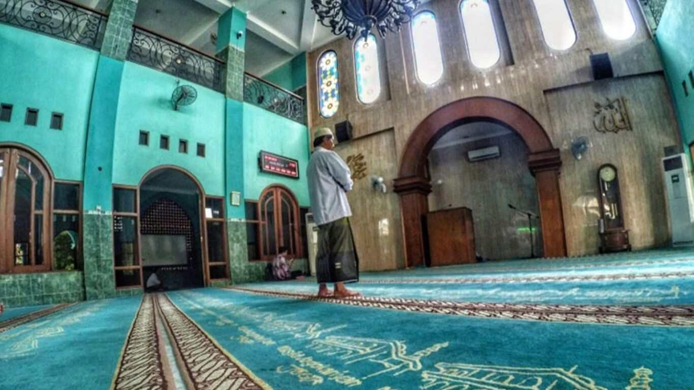 Foto masjid jogokariyan