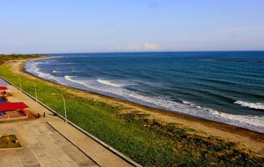 Gambar pantai marina anyer