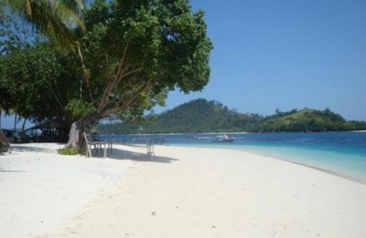Gambar pantai pasir putih florida, Banten