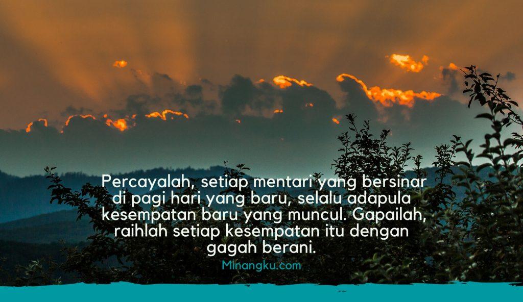 Kata kata selamat pagi bijak islami