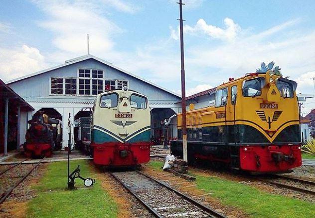 Informasi Museum Kereta Api Ambarawa