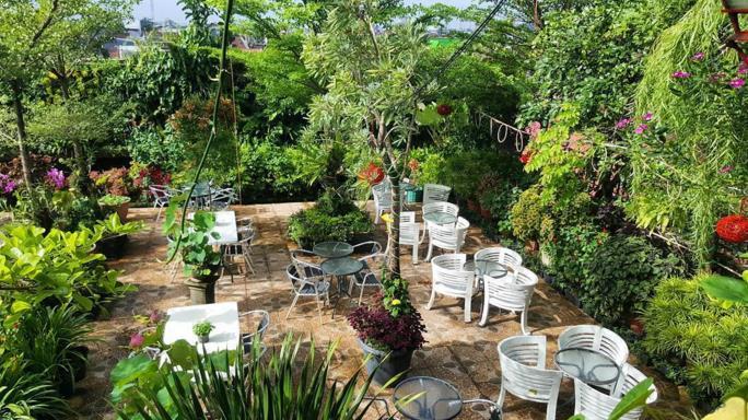 Kafe Instagenic di Makassar