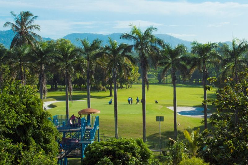 Krakatau Country Club anyer