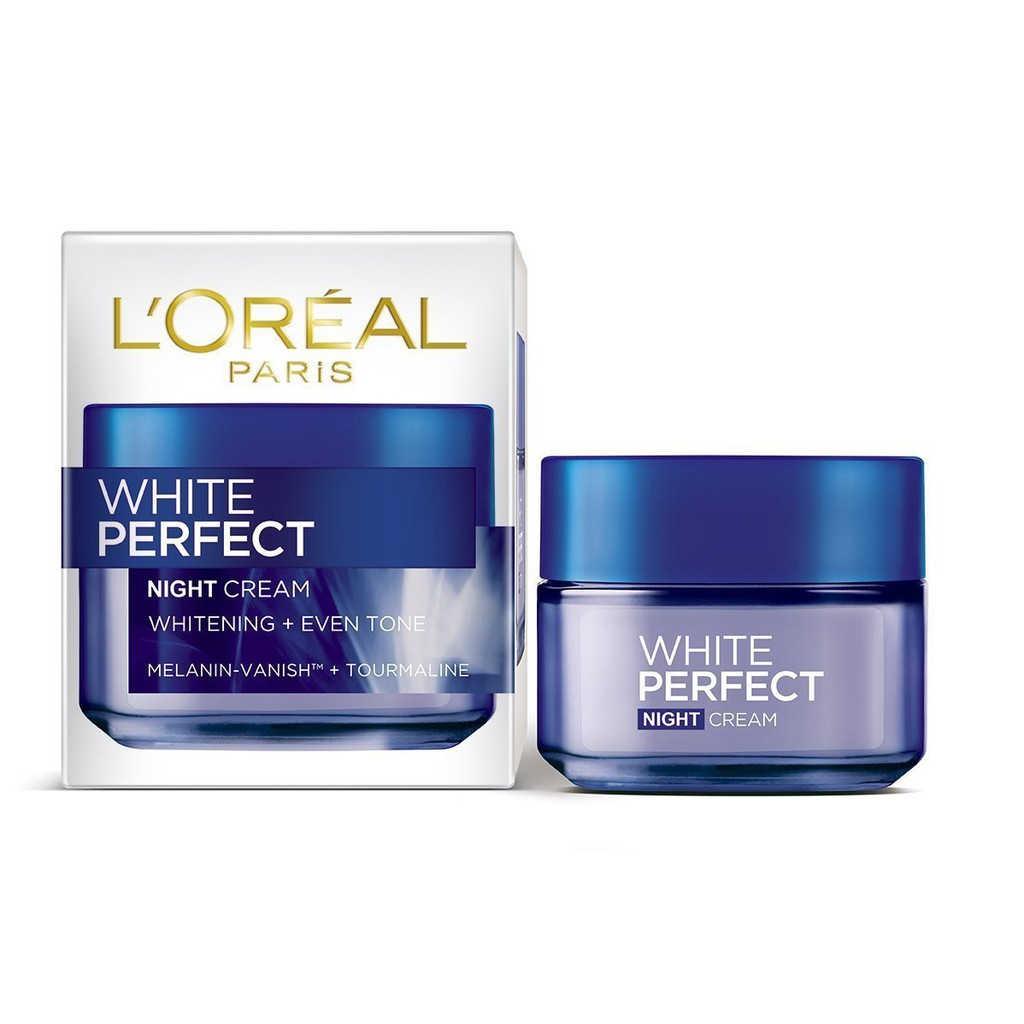 L'Oreal Dermatologist Expert White Perfect Night Cream