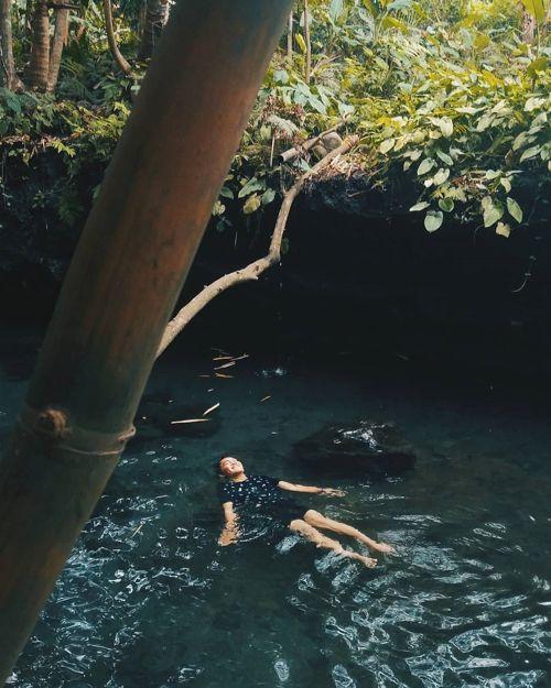 Lokasi Blue Lagoon, Sleman