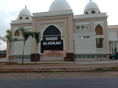 Masjid Al Ishlah Sumampir