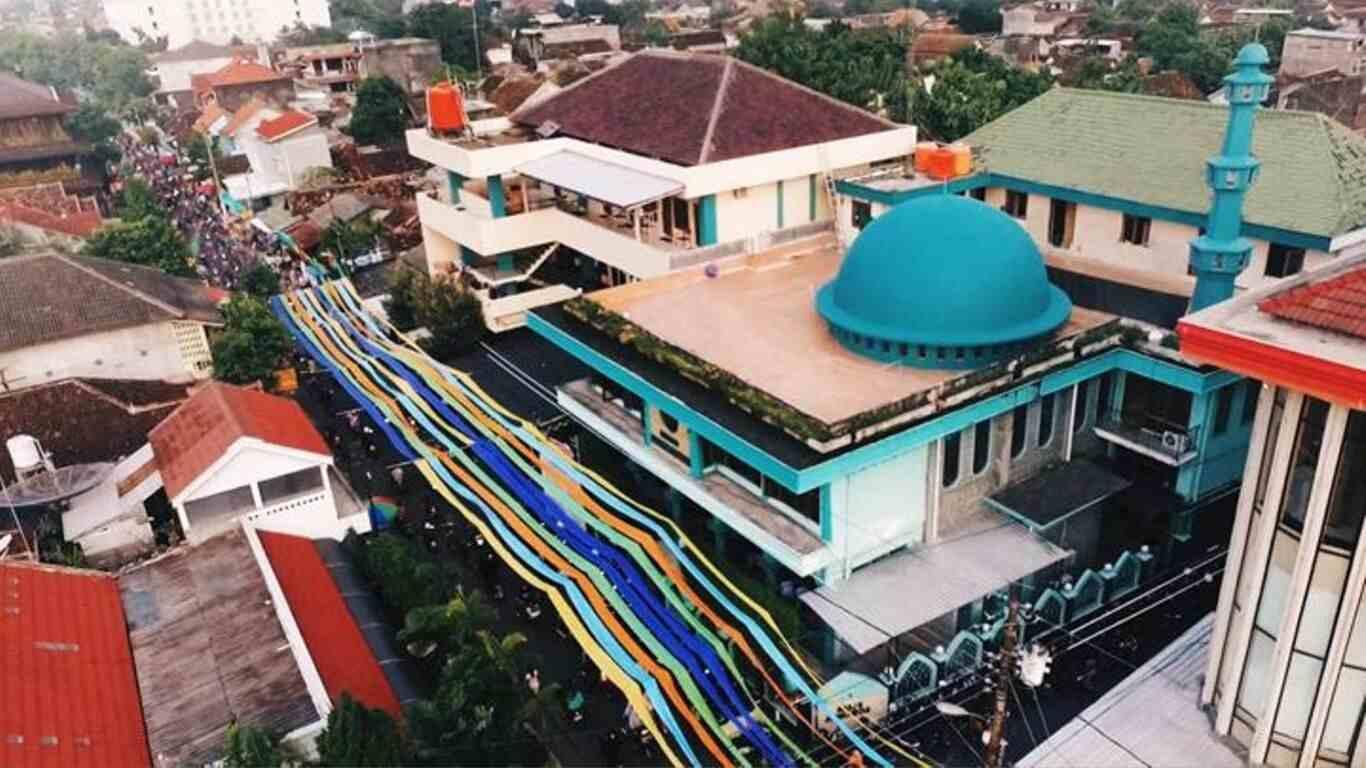 Masjid Jogokariyan Jogjakarta