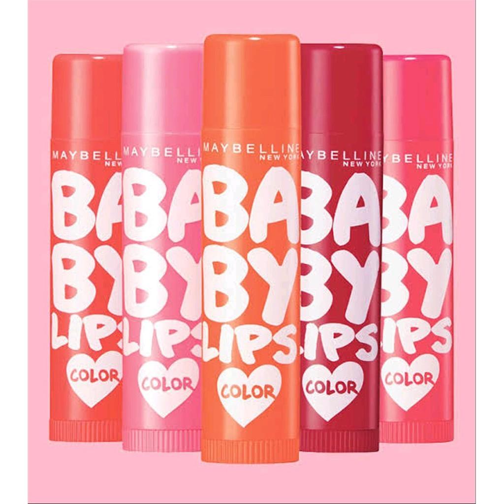 Maybelline Baby Lips Moisturizing Lip Balm