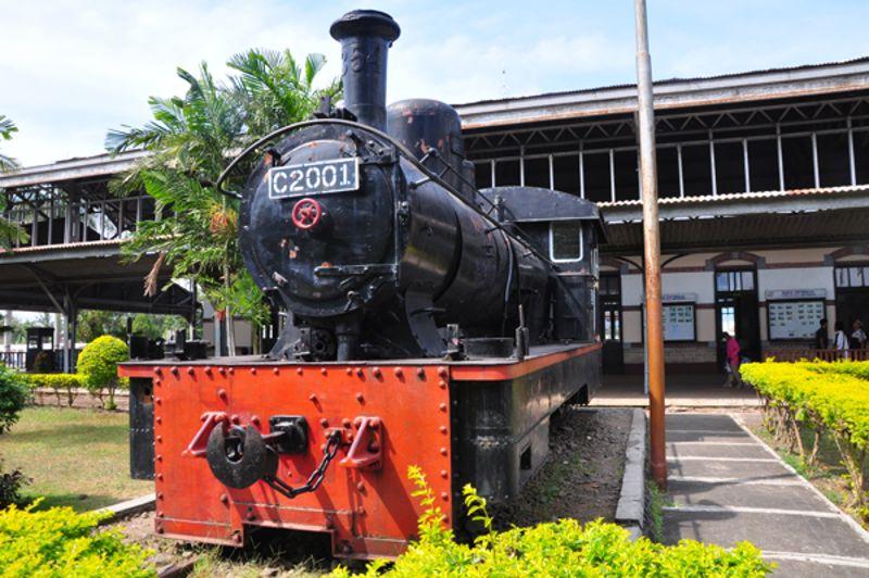 Museum Kereta Api Tiket & Aktivitas Februari 2020