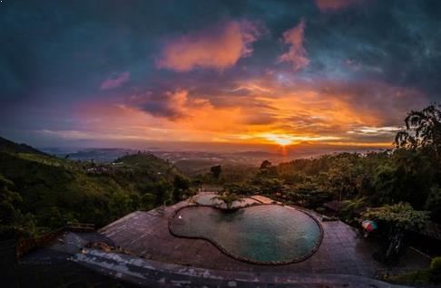 Pesona Indahnya Umbul Sidomukti Semarang