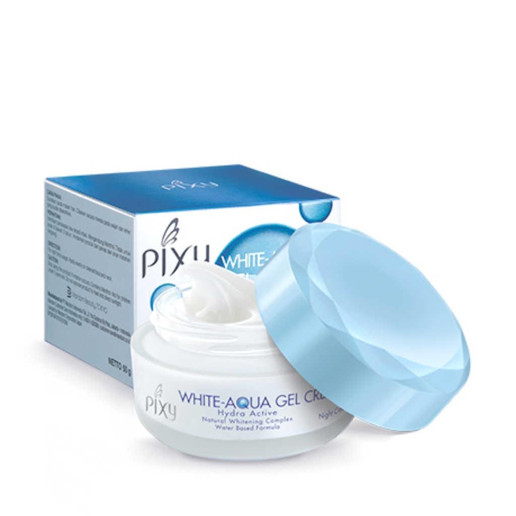 Pixy White Aqua Gel Cream Night Cream