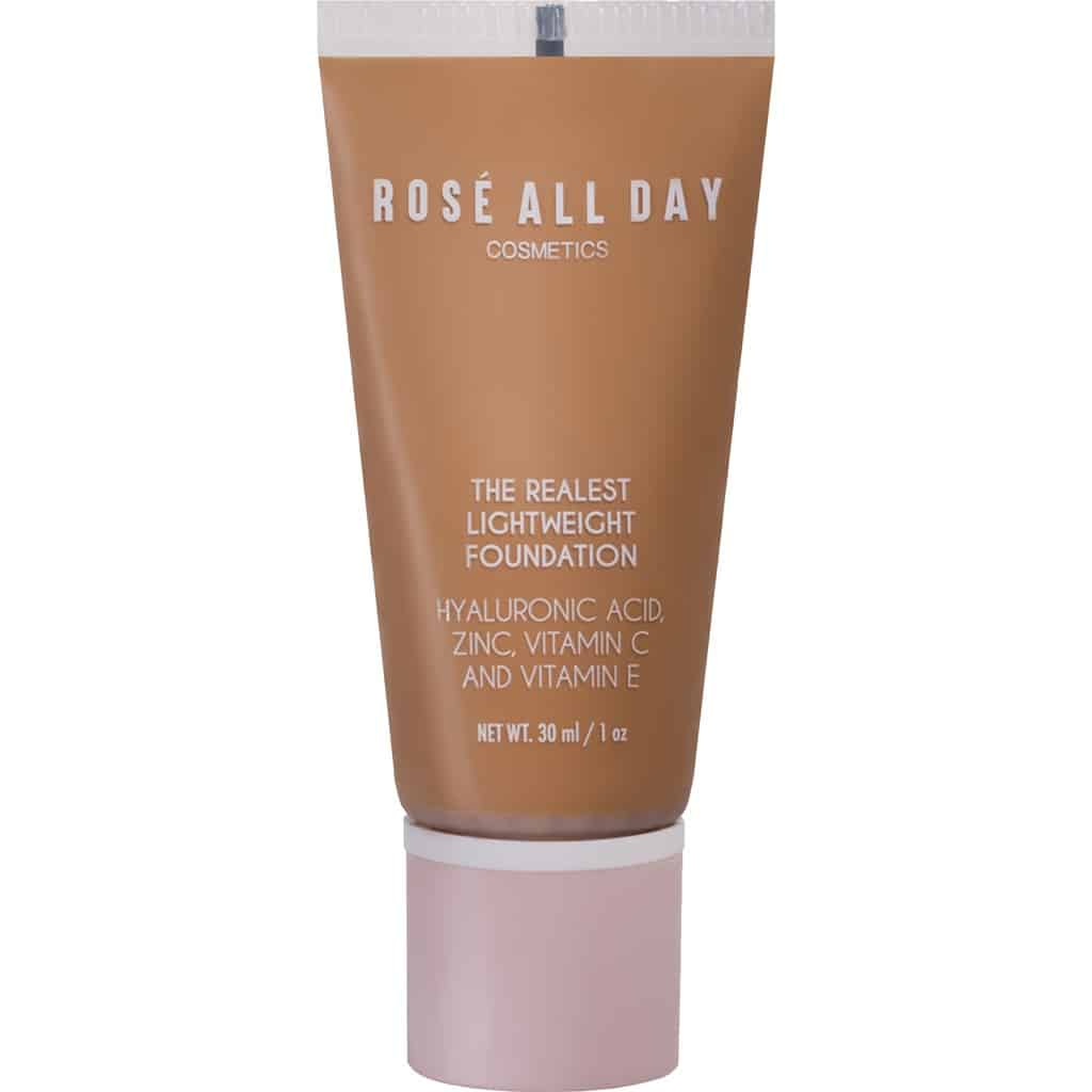 Rosé All Day The Realest Lightweight Foundation