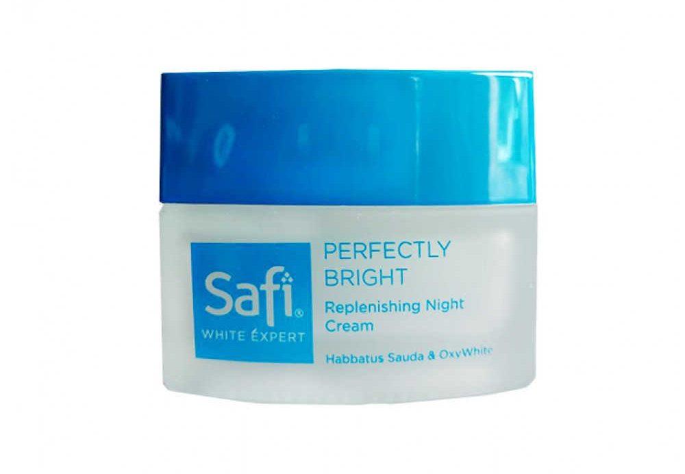 Safi White Expert Replenishing Night Cream